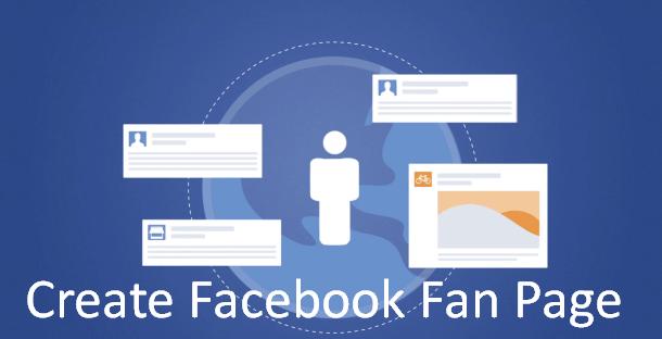 Create Facebook Fan Page
