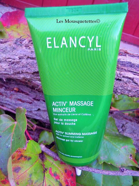 Elancyl - Activ' Massage Minceur - Les Mousquetettes©