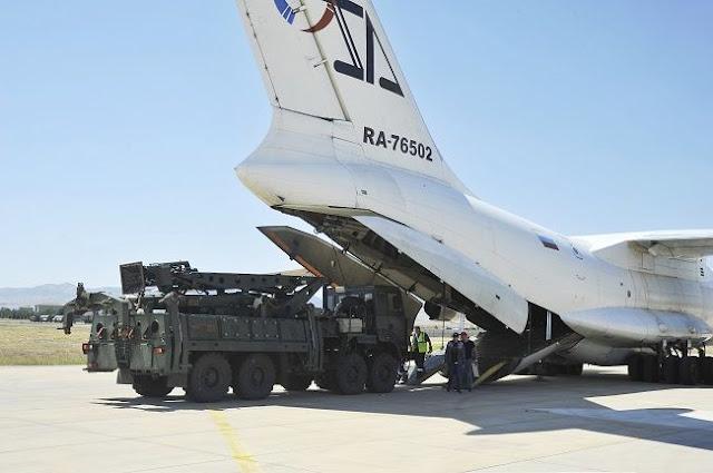 Άγκυρα: Πιθανή καθυστέρηση στην παραλαβή της δεύτερης παρτίδας S-400
