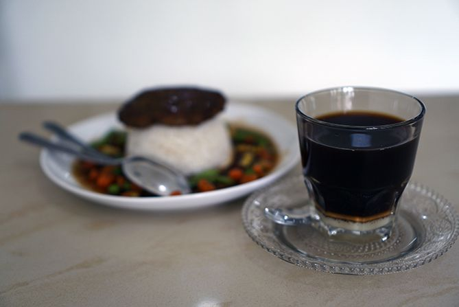 Minuman di Toska Kahve Wates