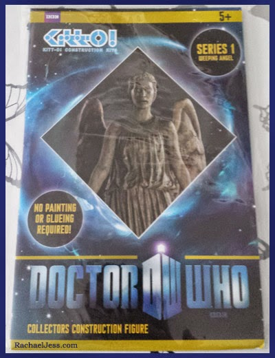 What I thought of the new QwerkiBox mystery subscription box - Dr Who