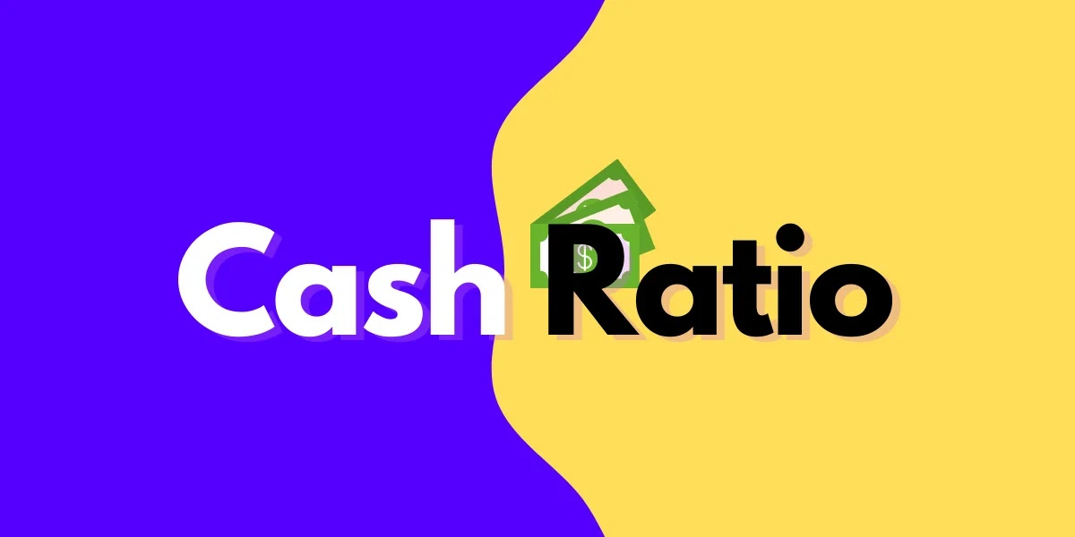 cash ratio explained and formula with example step by step guide