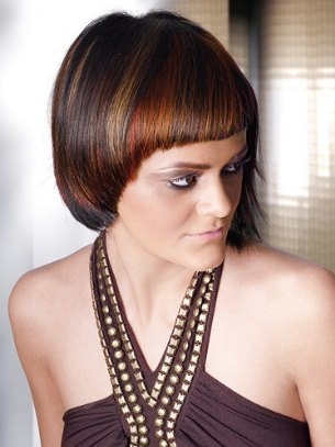 CUTE SHORT HAIRSTYLES ARE CLASSIC CHOPPY HAIRSTYLES ARE