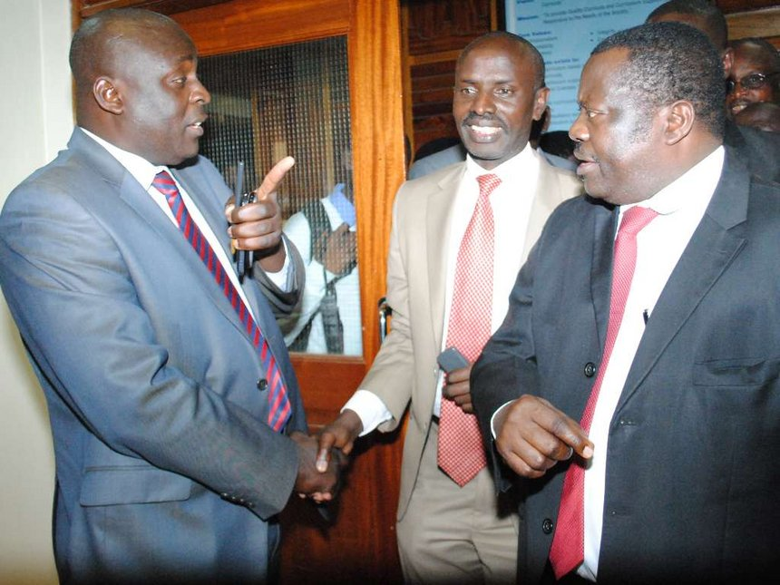 Wilson Sossion In New Clash With TSC Over His Sacking