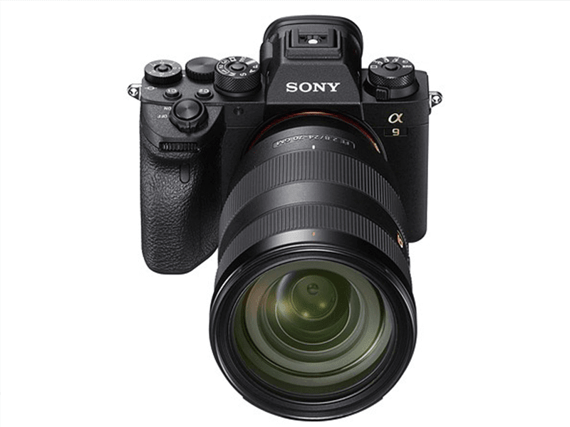 Sony A9 II with new processor, Gigabit Ethernet and USB Type-C 3.2 now official!