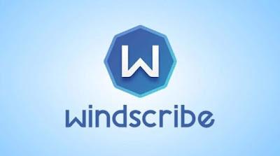 برنامج Windscribe