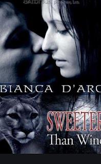 Bianca D'Arc - Irmandade do Sangue IV - MAIS DOCE QUE O VINHO