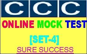 CCC online mock test 2020