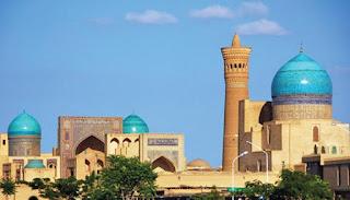 उज्बेकिस्तान की वास्तुकला