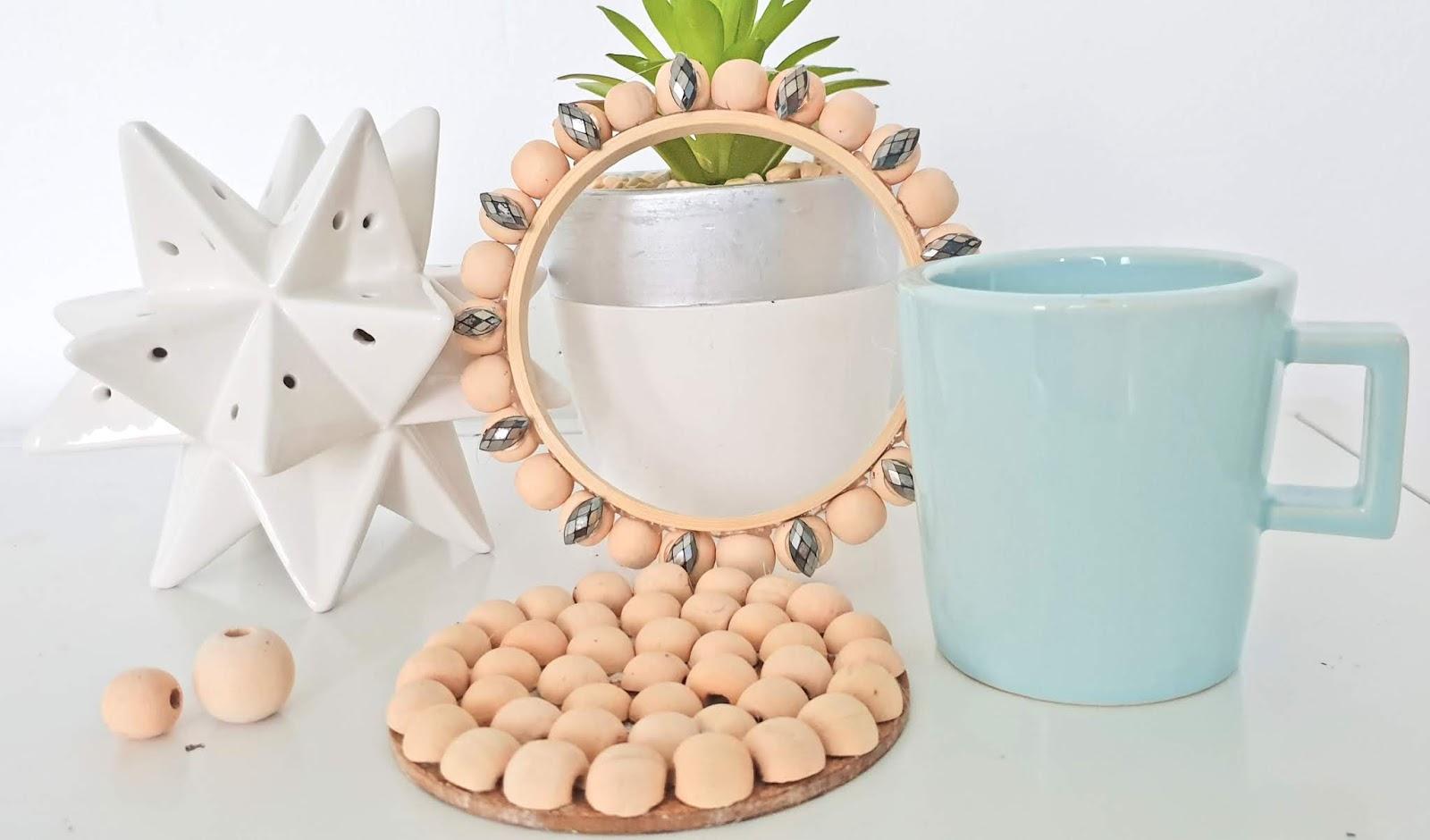Sposób na dekoracje z koralików