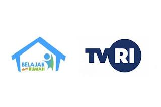 JADWAL Lengkap Belajar dari Rumah di TVRI 4-10 Mei 2020