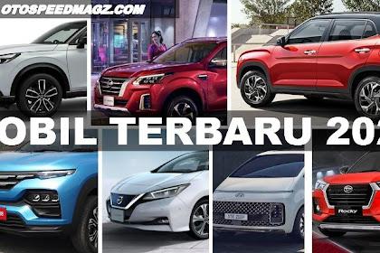 Deretan 11 Mobil Baru 2021 Fitur Cangih & Desain Keren-Keren.!!