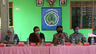 Tingkatkan Kapasitas Kinerja Desa, Kades Agus Gelar Jumat Berparade