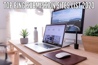 Top Ping Submission Sites