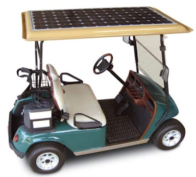 Unusual Golf Carts and Creative Golf Cart Designs (12) 9