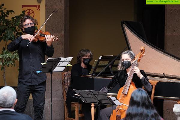 El XVI Festival de Música Religiosa de Canarias arranca en La Palma con un concierto a Handel