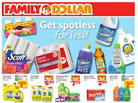 Family Dollar weekly ad in Store Flyer August 30 - September 26, 2018