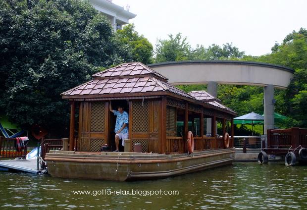 一齊relax下: 東莞塘廈三正半山酒店