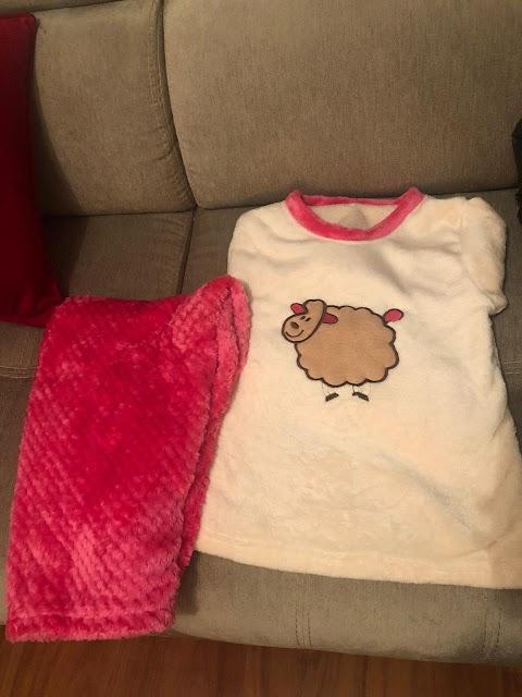 Pijama para niña ref # 013