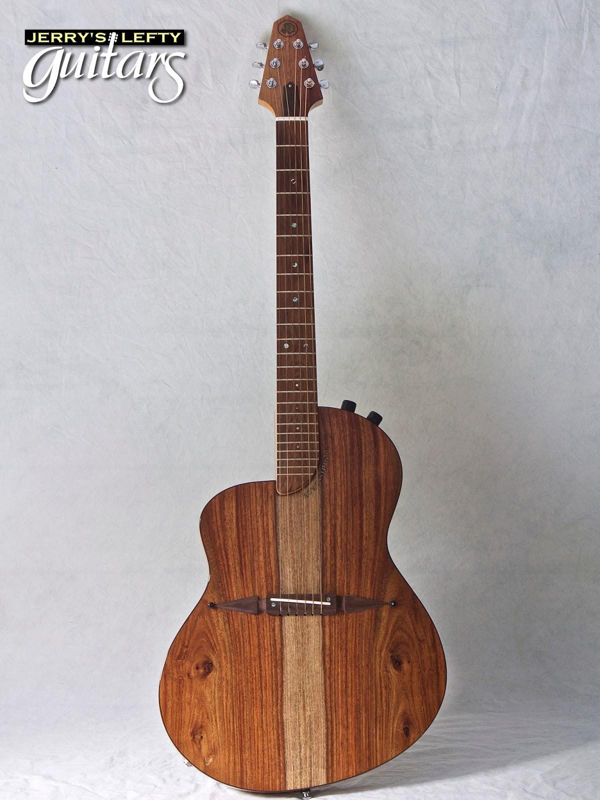 jerry 39 s lefty guitars newest guitar arrivals updated weekly 2014 rick turner renaissance 6. Black Bedroom Furniture Sets. Home Design Ideas