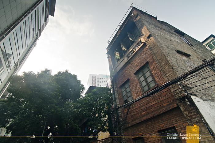 Beijing Lu Old Houses Guangzhou China