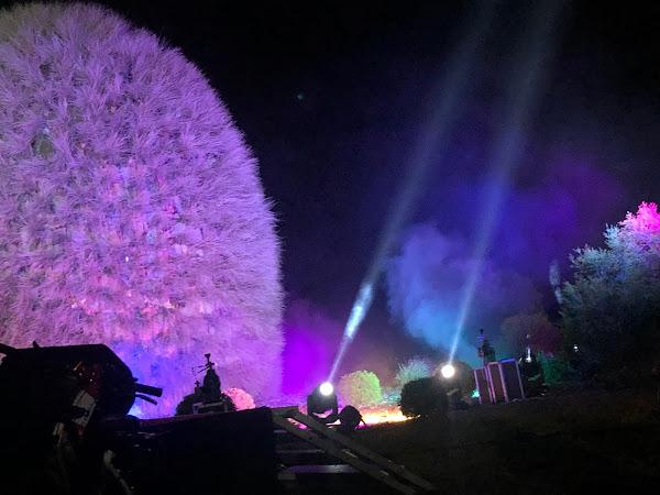 頂新和德文教基金會慶中秋 成美文化園地景藝術鬥鬧熱