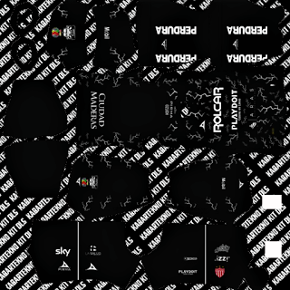 Club Necaxa Away Kit 21/22 DLS Kits 2021