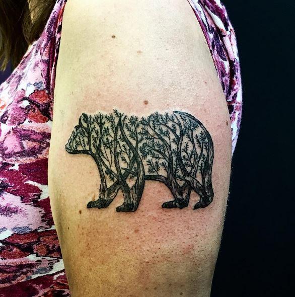 Bear Tattoos