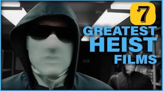top 7 heist movie