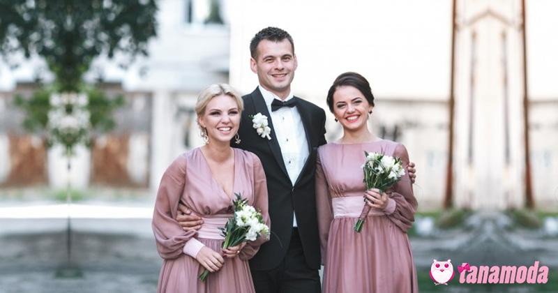 Vestidos de festas de casamento 2020