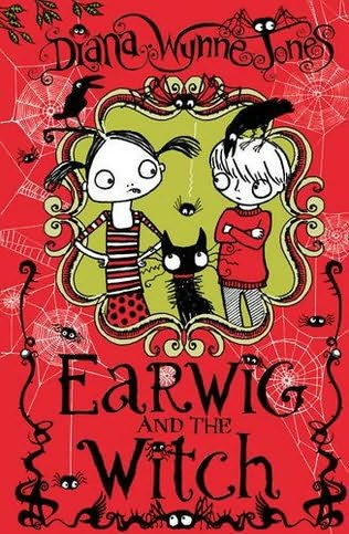 Book Aunt A Review Of Earwig And The Witch By Diana Wynne Jones