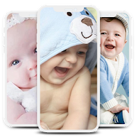 Cute Babies Wallpapers & Backgrounds Apk free Download for Android