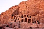 Город Петра в Иордании – седьмое чудо света