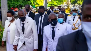 Haitian President Jovenel Moïse assassination, according to country's interim PM Claude Joseph