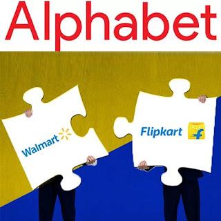 Alphabet to contribute $3 billion in the deal of Flipkart