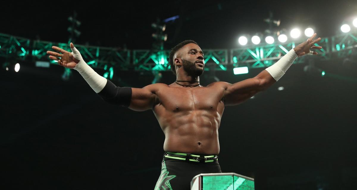 Cedric Alexander revela que estava muito frustrado na WWE antes de se unir ao Hurt Business
