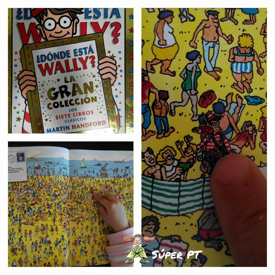 DIVERLIBROS: ¿Dónde está Wally?