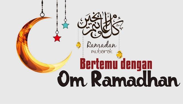 Perjumpaan dengan Om Ramadhan
