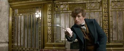 Animales fantásticos y dónde encontrarlos - Fantastic Beasts and Where to Find Them - Harry Potter - Cine fantástico - el fancine - el troblogdita - ÁlvaroGP