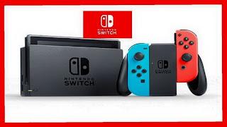 harga nintendo switch