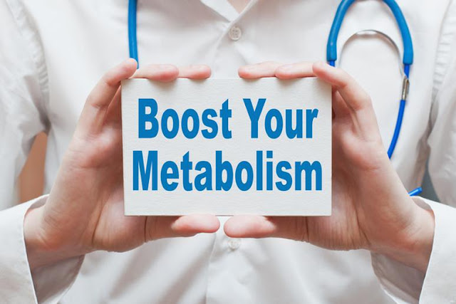 boosts your metabolism