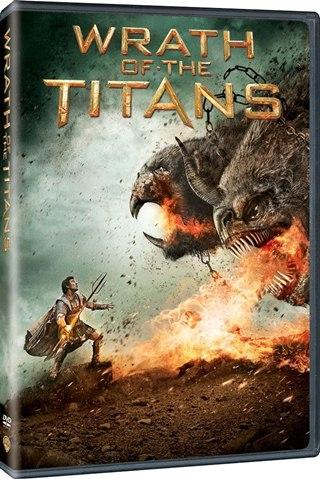 Clash Of the Titans 2 DVDR NTSC Español Latino Descargar 2012