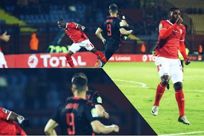 ملخص مباراة الاهلى والترجي التونسي في دوري ابطال افريقيا