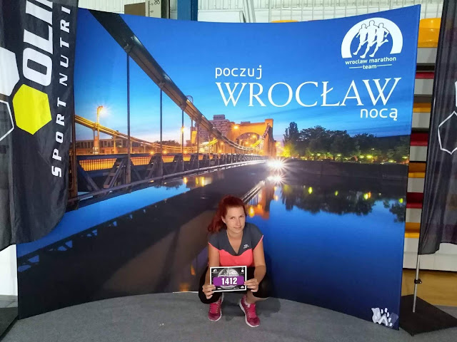 6. PKO Nocny Wrocław Półmaraton: relacja