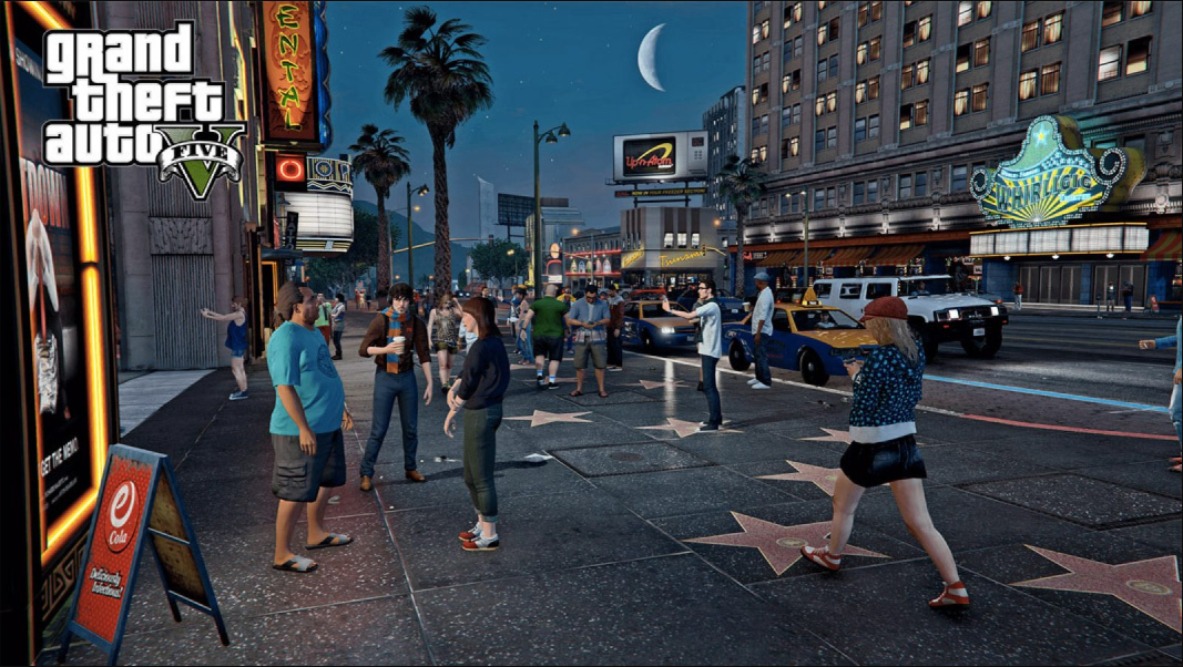Grand Theft Auto V System Requirements - IZoxe biz