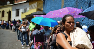 Poll Finds Venezuela Shortages To Exceed 80 Percent