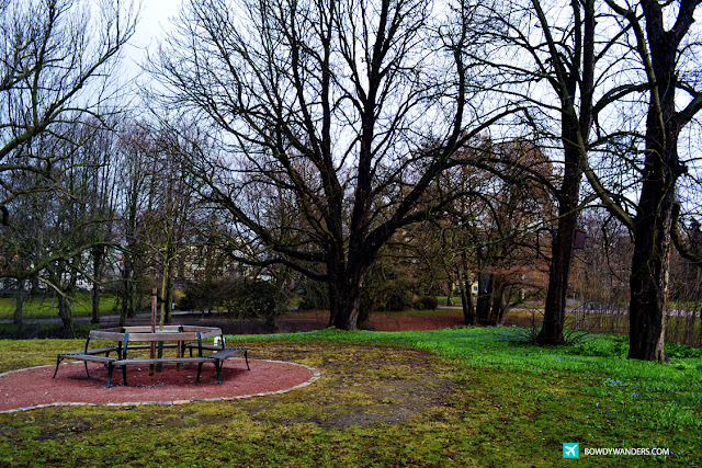 bowdywanders.com Singapore Travel Blog Philippines Photo :: Sweden :: Kungsparken, Malmö: The Park to Enjoy An Unreasonably Good Book