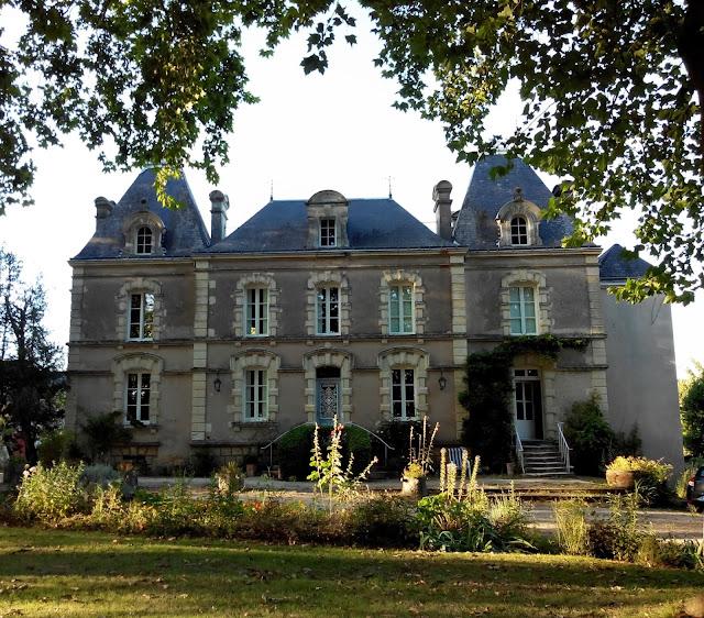 Château du Beugnon, Angers, table d'hôtes, nuit insolite, bullelodie