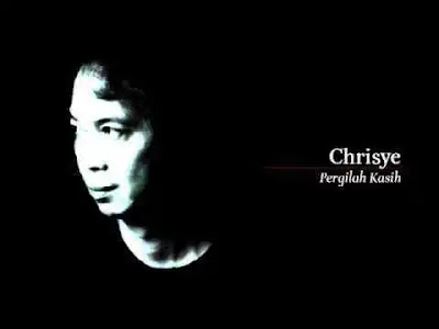 Lirik Lagu Chrisye - Pergilah Kasih