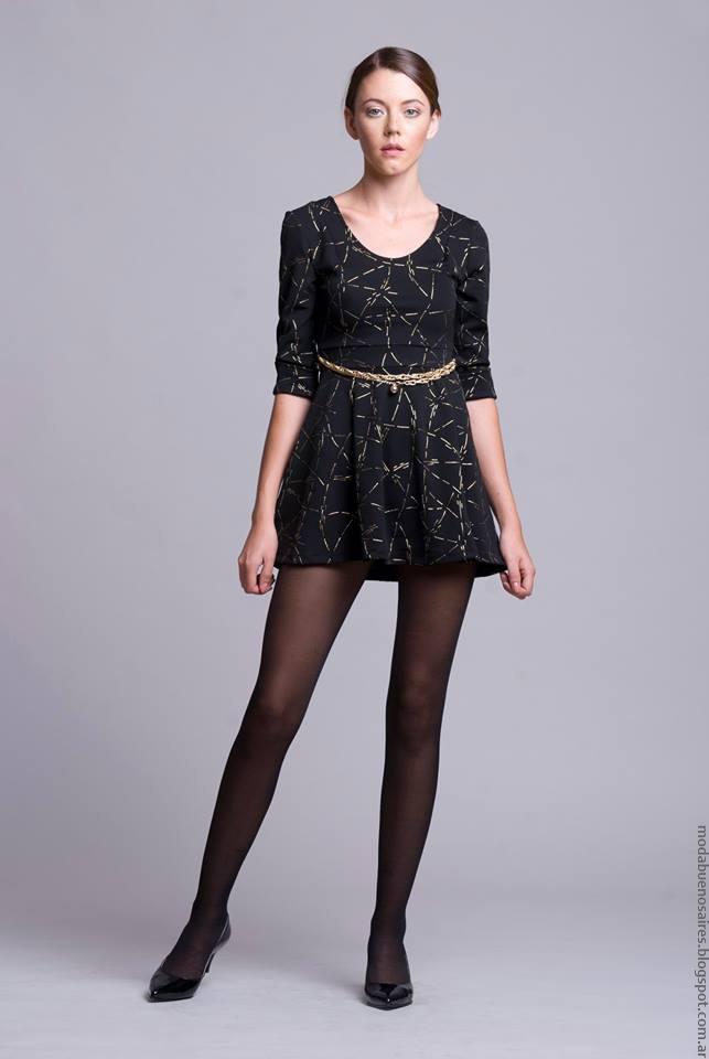 Vestidos invierno 2016. Moda invierno 2016 para mujer. Moda 2016.